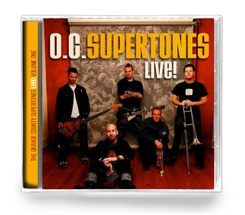 O.C. Supertones - Live! (CD)