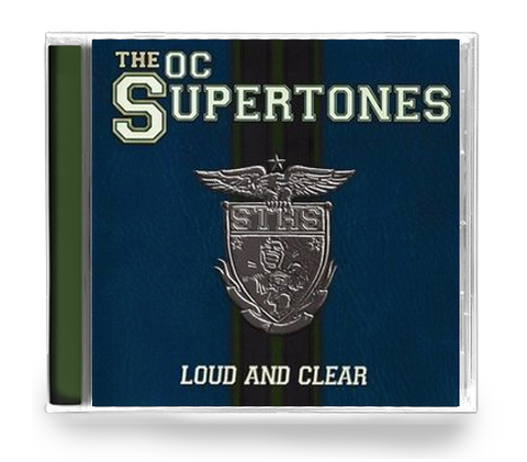 The O.C. Supertones - Loud and Clear (CD)
