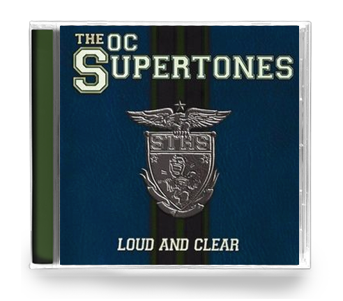 The O.C. Supertones - Loud and Clear (CD) - Christian Rock, Christian Metal
