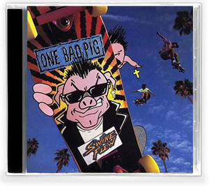 ONE BAD PIG - SWINE FLEW (*NEW-CD, 1990) Petra-Judas Kiss - Christian Rock, Christian Metal