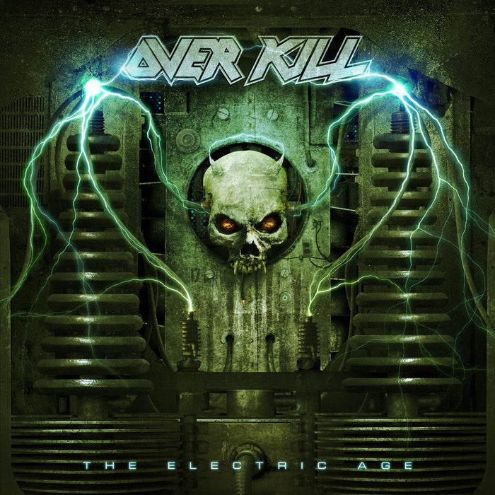 Overkill - The Electric Age Deluxe Edition (Vinyl) NEW SEALED RSD - Christian Rock, Christian Metal