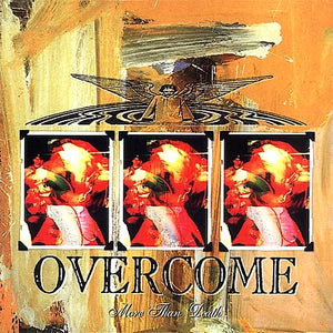 Overcome - More Than Death (CD) Think Pantera