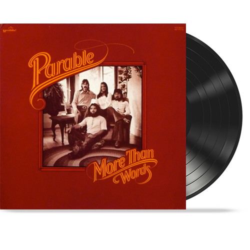 Parable - More Than Words (Vinyl) - Christian Rock, Christian Metal