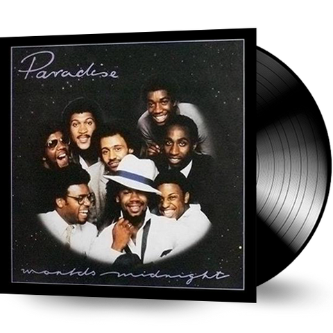 Paradise - Worlds Midnight (Vinyl) SUPER RARE BLACK GOSPEL