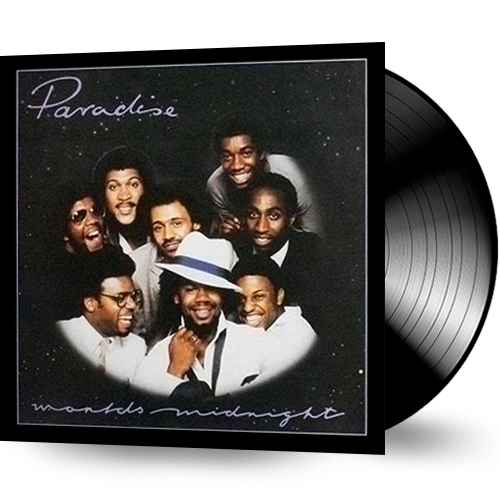 Paradise - Worlds Midnight (Vinyl) SUPER RARE BLACK GOSPEL - Christian Rock, Christian Metal