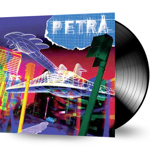 Petra - Back to the Street (Vinyl) - Christian Rock, Christian Metal