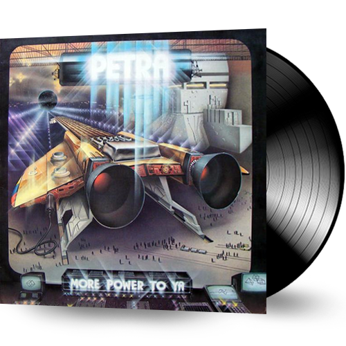 Petra - More Power To Ya (Vinyl) - Christian Rock, Christian Metal