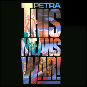 Petra - This Means War (Pre-Owned) CD - 1987 Star Song