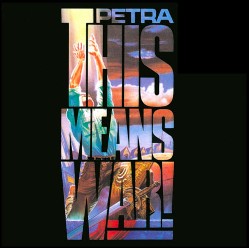 Petra - This Means War (Pre-Owned) CD - 1987 Star Song - Christian Rock, Christian Metal