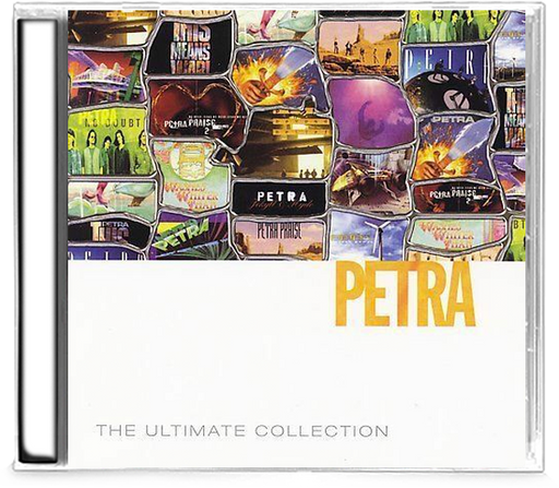 Petra - The Ultimate Collection (CD) Pre-Owned - Christian Rock, Christian Metal