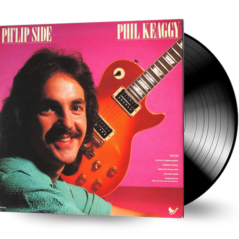 Phil Keaggy - Ph'lip Side (Vinyl)
