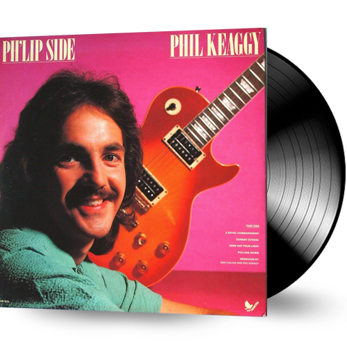 Phil Keaggy - Ph'lip Side (Vinyl) - Christian Rock, Christian Metal