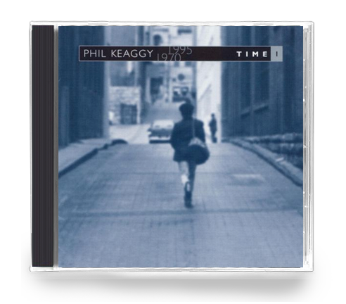 Phil Keaggy - Time 1 (CD) *1970-1995 Myrrh - Christian Rock, Christian Metal