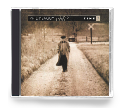 Phil Keaggy - Time 2 (CD) *1970-1995 Myrrh - Christian Rock, Christian Metal