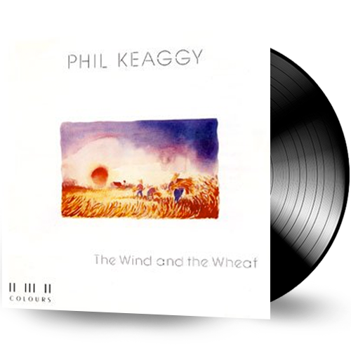 Phil Keaggy - The Wind and the Wheat (Vinyl) pre-owned - Christian Rock, Christian Metal