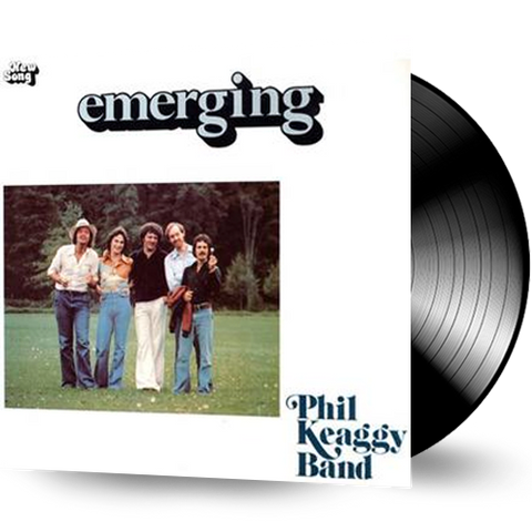 Phil Keaggy Band - Emerging (Vinyl) pre-owned