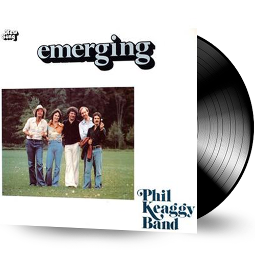 Phil Keaggy Band - Emerging (Vinyl) pre-owned - Christian Rock, Christian Metal