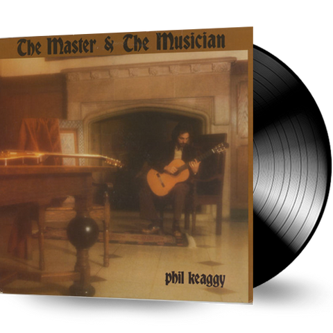 Phil Keaggy - The Master & The Musician (Used Vinyl)