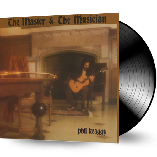 Phil Keaggy - The Master & The Musician (Used Vinyl) - Christian Rock, Christian Metal