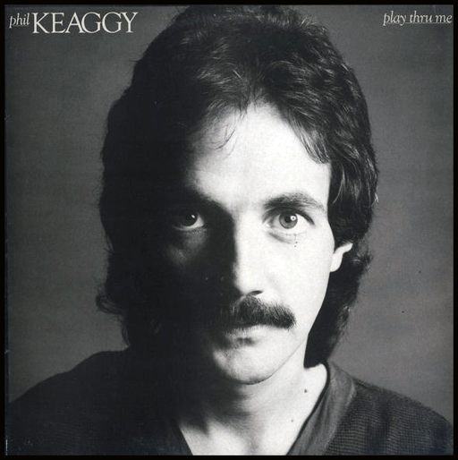 Phil Keaggy - Play Thru Me  (Used Vinyl) 1982 Sparrow - Christian Rock, Christian Metal
