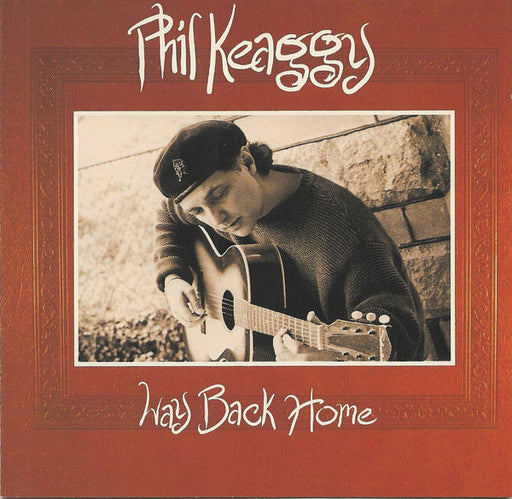 Phil Keaggy - Way Back Home (NETHERLANDS IMPORT CD, Different Cover, MINT!)