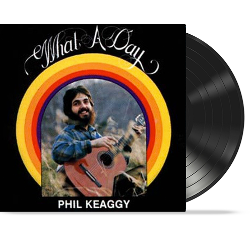 Phil Keaggy - What a Day (1973 Vinyl) FIRST ALBUM!!! - Christian Rock, Christian Metal