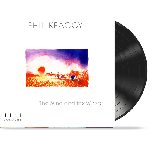 Phil Keaggy - The Wind and The Wheat (Vinyl) SEALED!!!! - Christian Rock, Christian Metal