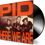 PID - Here We Are (Vinyl) RARE PRIVATE XIAN RAP