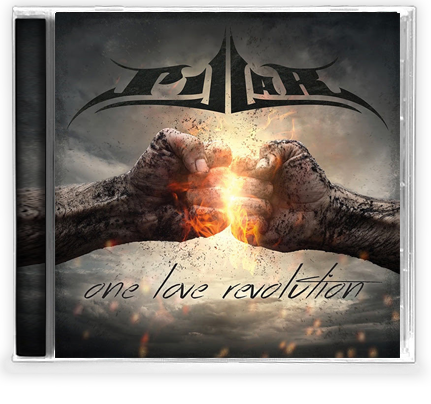 Pillar - One Love Revolution (CD) - Christian Rock, Christian Metal