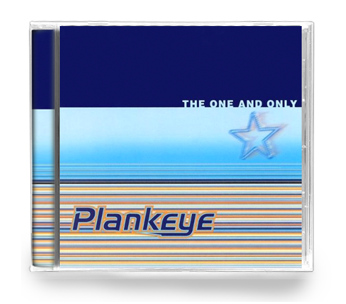 Plankeye - The One and Only (CD) - Christian Rock, Christian Metal