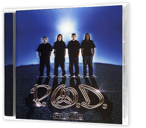 P.O.D. Satellite (CD) - Christian Rock, Christian Metal