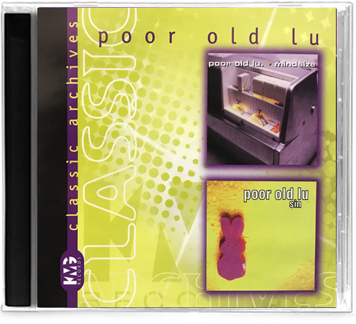 POOR OLD LU SIN MINDSIZE (CD) 2 ALBUMS