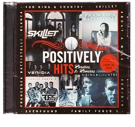 Positively Hits Rarities & Remixes (CD) $1.99 w/ PURCHASE OF $25 - Christian Rock, Christian Metal