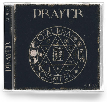 Prayer - Alpha (CD) - Christian Rock, Christian Metal