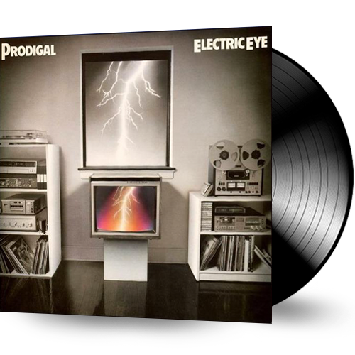 Prodigal - Electric Eye (Vinyl, 1984, Heartland) - Christian Rock, Christian Metal