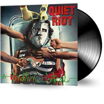 Quiet Riot - Condition Critical (Vinyl) 1984 CBS Original Pressing