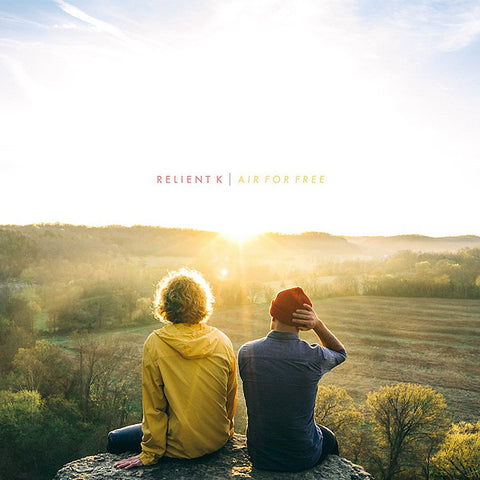 Relient K - Air for Free (CD)