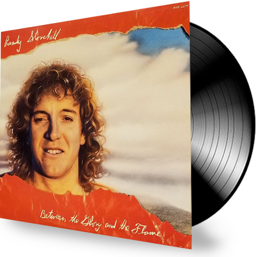 Randy Stonehill - Between the Glory and the Flame (Vinyl) - Christian Rock, Christian Metal