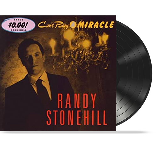 Randy Stonehill - Can't Buy A Miracle (Vinyl) - Christian Rock, Christian Metal