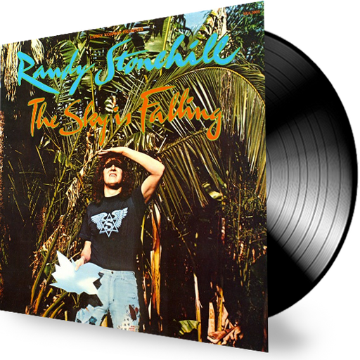 Randy Stonehill - The Sky is Falling (Vinyl) - Christian Rock, Christian Metal