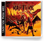 RAPTURE - VACATION FROM HELL (2-CD Set) Elite THRASH!