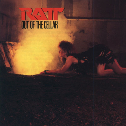 Ratt - Out of the Cellar Promo Copy (Vinyl) - Christian Rock, Christian Metal