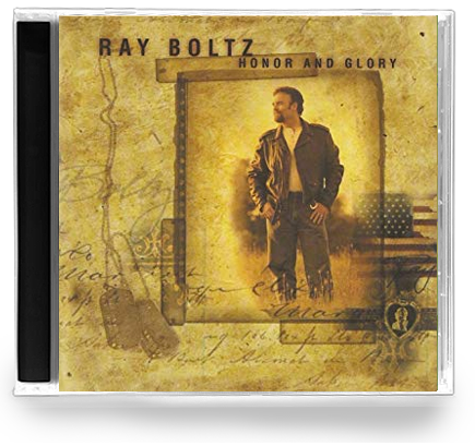 Ray Boltz - Honor and Glory (CD)