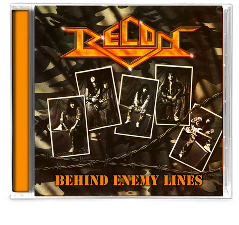 Recon - Behind Enemy Lines (CD) 2019