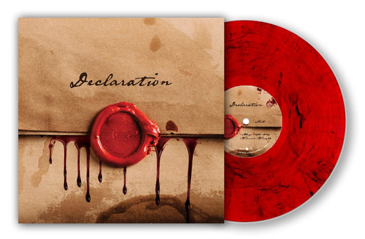 Red - Declaration (VINYL) - Christian Rock, Christian Metal