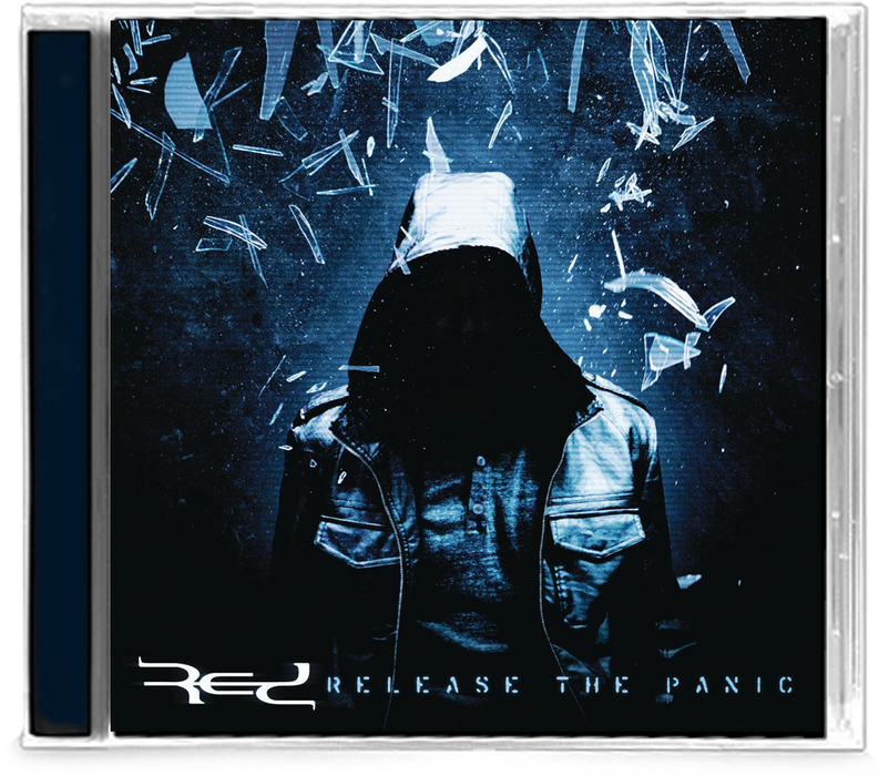 Red - Release The Panic (CD) - Christian Rock, Christian Metal
