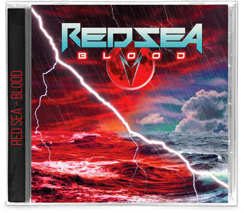 Red Sea - Blood (CD)