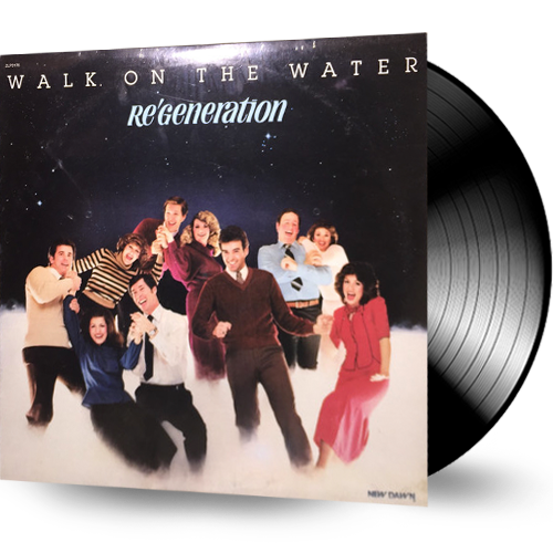 Re'Generation - Walk on the Water (Vinyl) - Christian Rock, Christian Metal