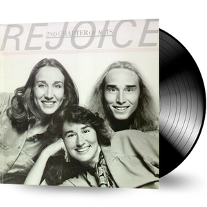 2nd Chapter of Acts - Rejoice (Vinyl) pre-owned