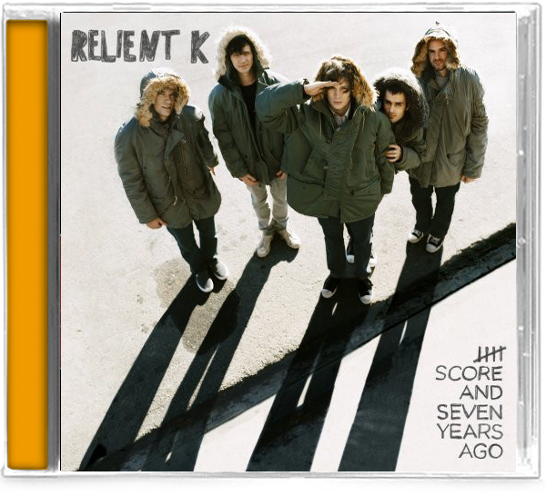 Relient K ‎– Five Score And Seven Years Ago (CD) - Christian Rock, Christian Metal